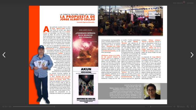 Publicación LDP Magazine